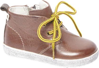 Elefanten Bruine leren halfhoog boot