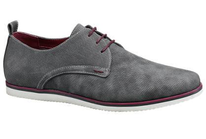 Venice Elegáns férfi fűzős cipő