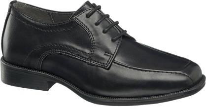 AGAXY Elegáns fűzős cipő