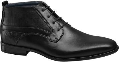 Memphis One Elegáns magasszárú cipő