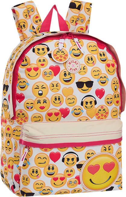 Emoticon Backpack
