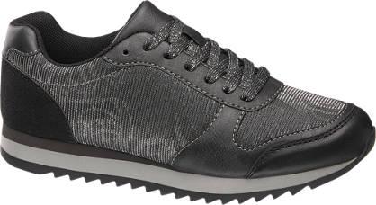 Graceland Ezüstös sneaker