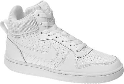 Nike Fehér WMNS NIKE COURT BOROUGH MID kosaras cipő