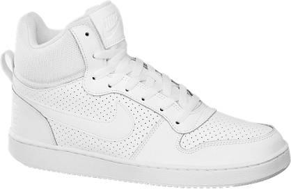 NIKE Fehér magasszárú NIKE COURT BOROUGH MID cipő