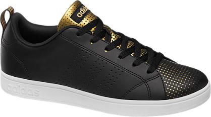 adidas neo label Fekete ADVANTAGE CLEAN VS W sneaker