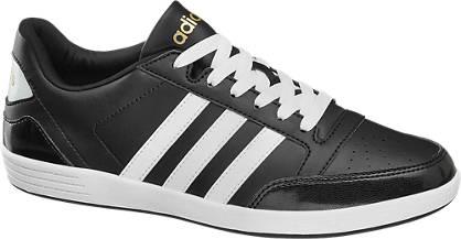 adidas neo label Fekete VL HOOPS LO W sneaker