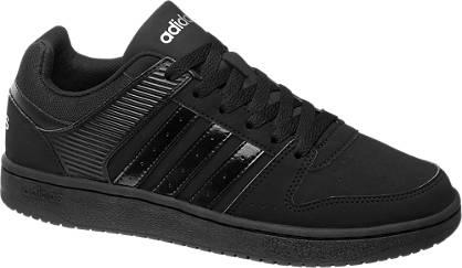 adidas neo label Fekete VS HOOPSTER LOW sneaker