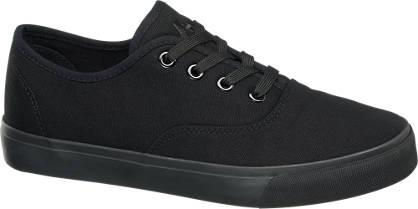 Vty Fekete low cut sneaker