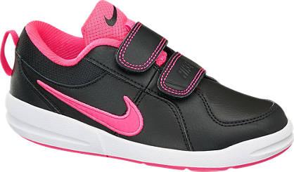 NIKE Fekete tépőzáras PICO 4 (PSV) sneaker