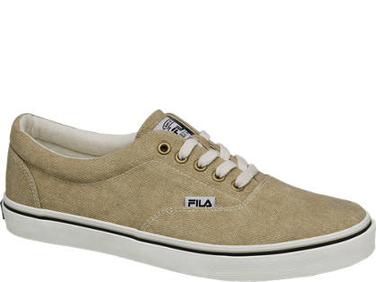 Fila Beige sneaker canvas