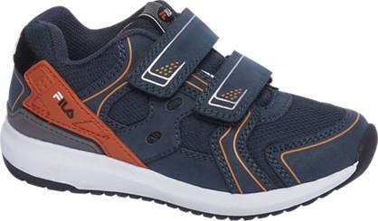 Fila Donkerblauwe sneaker klittenband