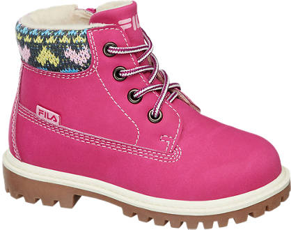 Fila Fila Pattern Boot