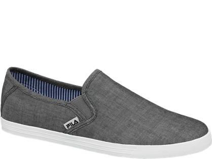 Fila Grijze slip-on sneaker