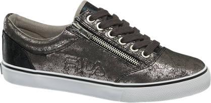 Fila Zilveren sneaker metallic look
