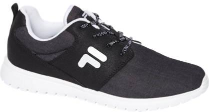 Fila Zwarte lightweight sneaker