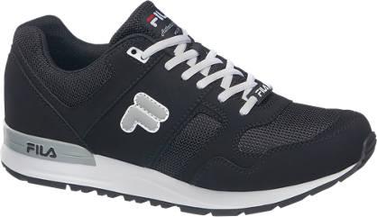 Fila Zwarte sneaker mesh