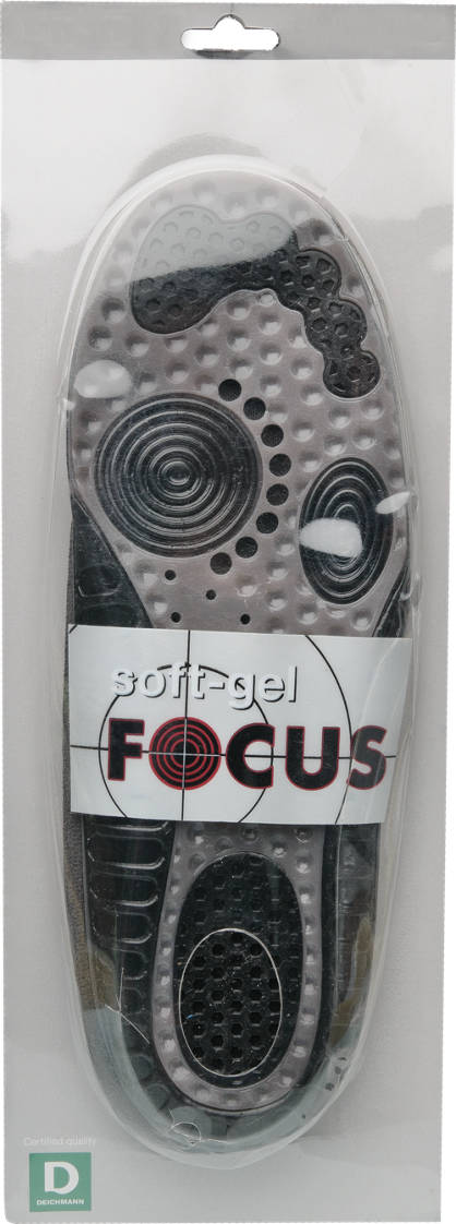 Focus Performance Insole (Size 4-5)