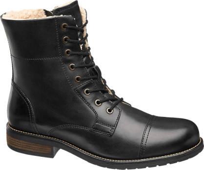 AM SHOE Foret  Læderstøvle