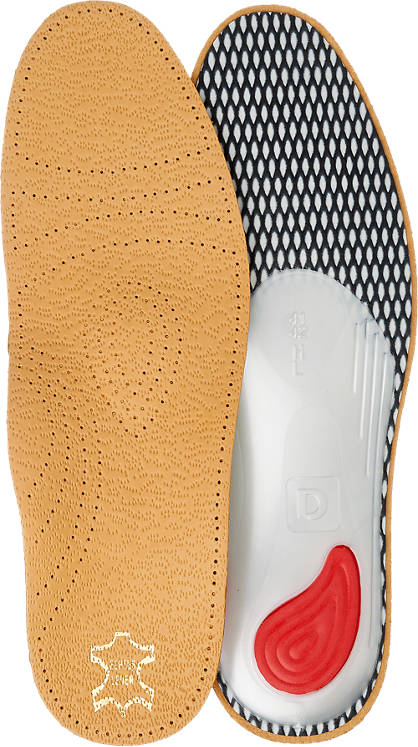 Form Fit Leather Insoles (Size 9-10)