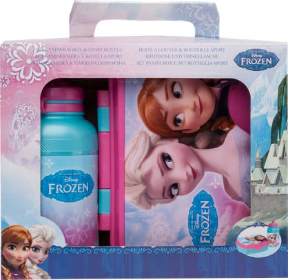 Frozen Frozen Lunch Box and Bottle Combo