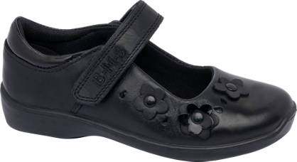 Leather School Shoe