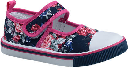 Cupcake Couture Floral Bar Shoe