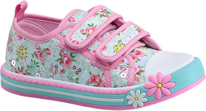 Cupcake Couture Twin Strap Casual Canvas