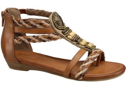 Graceland Girls Embellished Sandal