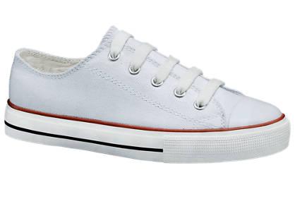 Graceland Lace Up Canvas Shoes