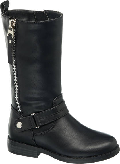 Cupcake Couture Zip Side Boot