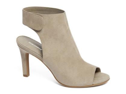 Graceland Beige sandalette peeptoe
