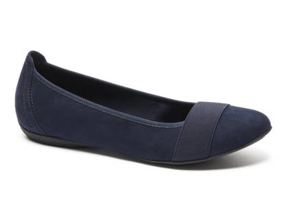 Graceland Blauwe ballerina sierband