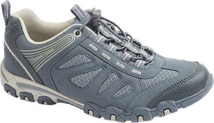 Graceland Blauwe sneaker elastische