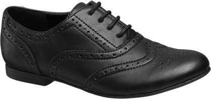 Graceland Brogue Lace Up Shoe