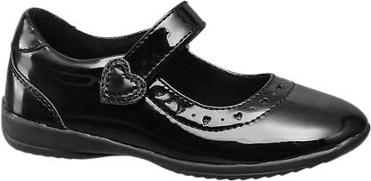 Graceland Patent Single Strap Shoe