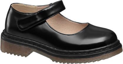 Graceland Chunky Sole Bar Shoe
