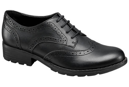 Graceland Cleated Sole Lace Up Shoe