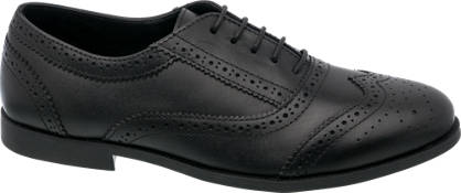 Graceland Leather Brogue Lace Up Shoe