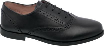 Graceland Leather Brogue Lace Up Shoe