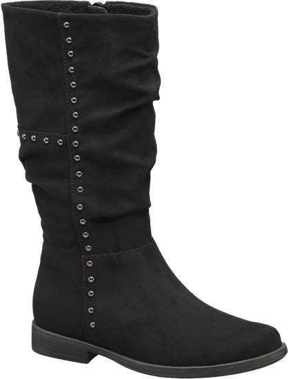 Graceland Long Stud Boot