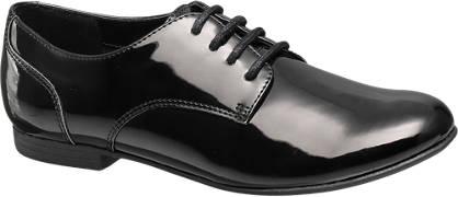 Graceland Patent Lace Up Shoe