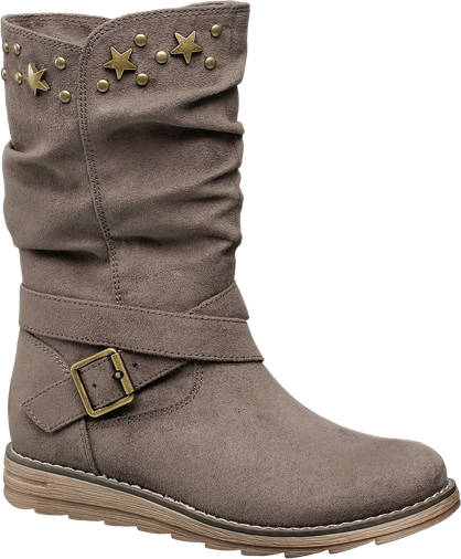 Graceland Star Buckle Boot