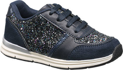 Graceland Glitter Casual Trainer