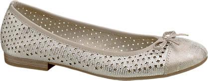 Graceland Gouden ballerina perforatie