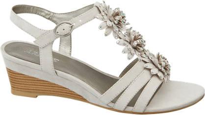 Graceland Graceland Keil-Sandalette Damen