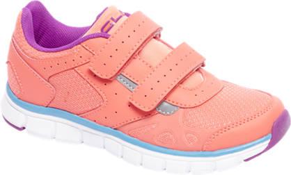 Graceland Koraal sneaker klittenband