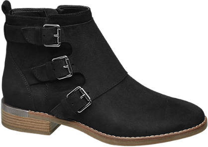 Graceland Buckled Ankle Boot