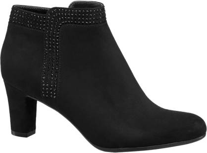 Graceland Embellished Ankle Boots