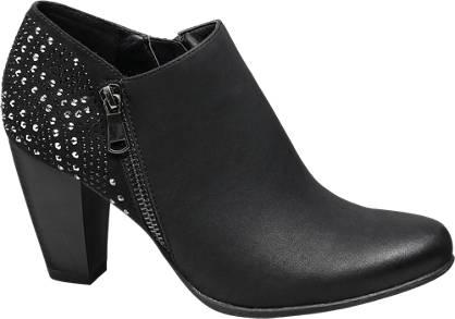 Graceland Embellished Ankle Boots