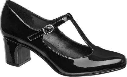 Deichmann Ladies Black Shoes